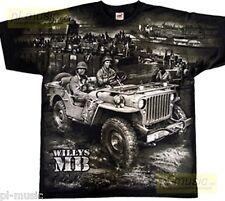= t-shirt WILLYS MB / ALLPRINT -size XL /koszulka  WW2 =