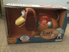 MINT Disney Store Talking Slinky Dog Toy Story