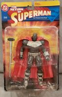 DC Direct The Return of Superman Steel  Action Figure