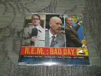 R.E.M:  Bad Day   CD Single