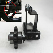 Universal Gearwheel Pinion Motorcycle Chain Guide Tensioner for Square Fork Tube