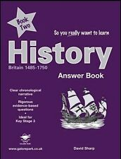 So you really want to learn History | Book Two | Answers | David Sharp