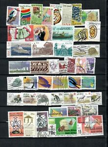 SOUTH AFRICA  COLLECTION POSTAL USED stamp SEE 3 SCANS LOT ( RSA 82/83/84)