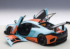 Autoart MCLAREN 12C GT3 GULF LIVERY in 1/18 Scale. New Release! In Stock!