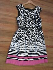 INSPYR, SIZE 12, BEAUTIFUL FIT AND FLARE DRESS
