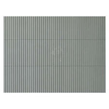 Auhagen 52433 Troughed toile Gris Simple Kit de Modelage