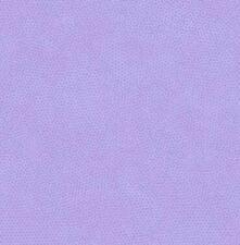 Punkte Dimples 10 X 112 cm Baumwolle Hell Lila meliert P22 Tupfen 130 g/qm