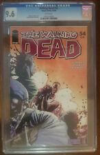The Walking Dead 54 IMAGE  CGC 9.6 NM+ NEAR MINT WHITE PAGES