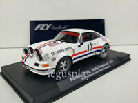Slot car Scalextric Fly 88145 A-932 Porsche 911 S REPSOL RALLY FIRESTONE 1970