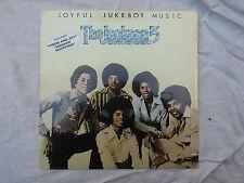 JACKSON FIVE 5 LP JOYFUL JUKEBOX MUSIC ...... NEW & SEALED 33rpm