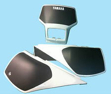 Kit Tabelle Yamaha TT 600 dal 1984/85 - adesivi/adhesives/stickers/decal