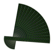 12pcs Archery Arrow Wraps Sticker Adhesive Tool Shaft Decoration Outdoors