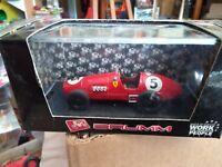 BRUMM R044 Ferrari 500F2 F1  Alberto Ascari GB GP 1952 NEUF BOITE