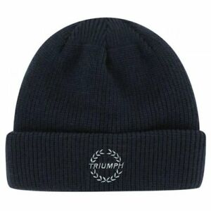 Triumph TR7 TR5 TR6 TR8 GT6 Embroidered Thinsulate Beanie Hat Free P&P