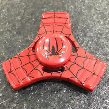 The Avengers Spider man Captain America Fidget Hand Spinner Metal Focus Toy ADHD