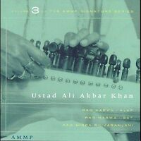 Signature Series Vol 3 Ali Akbar Khan CD 1994 Ammp FAST FROM USA SHIPPING