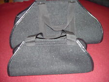 The BEST wood tote bag in Gray twin bags