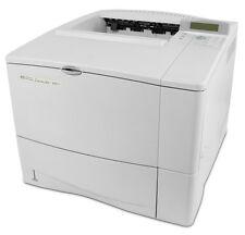 Service Manual HP Hewlett Packard LaserJet 4000 4050 Series Printer (PDF)