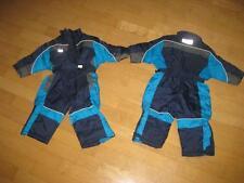 Kinder Skianzug blau Gr. 80/86    NEU