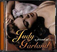 JUDY GARLAND - A friend of....      (CD New)
