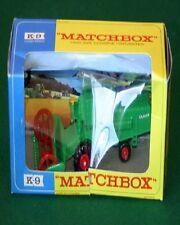 MATCHBOX K 9 COMBINE HARVESTER (DAMAGED BOX) a