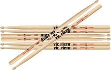 Vic Firth ACL 5B Pack Set 3 paia bacchette in legno per batteria +NUOVO+