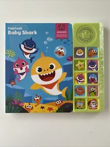 *NEW* Pinkfong BABY SHARK Sing-Along Sound Book. *FREE SHIPPING*