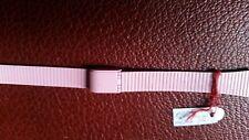 WATCH BAND BRACELET MONTRE  métal ** *rose ** 12mm***REF KU 124
