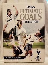 Pre-owned ~ Spurs Ultimate Goals Collection (DVD, 2012, 3-Disc Collection)