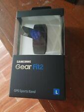 Samsung Gear Fit2 (Grande) Nuevo Banda De Deportes SM-R3600DAAXAR