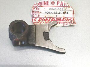 Kawasaki 250 S1 / 350 S2 NOS  2nd & 3rd Selector Fork 13140-036
