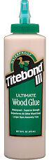 Titebond III Ultimate Wood Glue 16oz