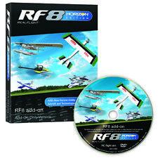 RealFlight 8 (RF8) RC Airplane Flight Simulator Horizon Hobby Aircraft Add-On