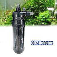 Aquarium External Turbo CO2 Reactor Diffuser 12/16mm Hose Tank Plant Atomizer