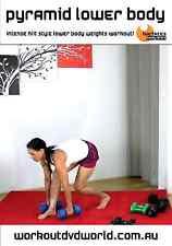 Strength Training Exercise DVD - Barlates Body Blitz PYRAMID LOWER BODY!