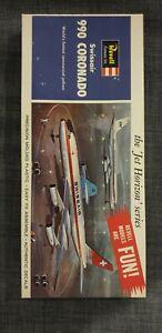 Revell 1/135 Convair 990 Coronado Swissair NMIB