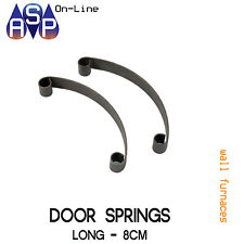 VULCAN 20 SERIES WALL FURNACE DOOR SPRING SPRINGS LONG 8cm