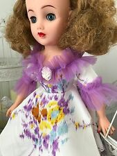 Long Gown for Vintage Teenage Fashion Doll