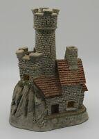 "Vintage 1996 David Winter Cottages  ""The Citadel"" Figurine * Excellent Condition"