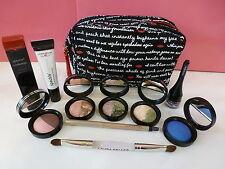 Laura Geller Ultimate Eye 10 Pc. Set - Eyeshadow, Liner, Primer, Brush, Bag