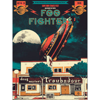 Foo Fighters Save our Stage Troubador Los Angeles October 17, 2020