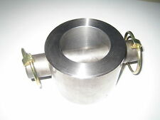 Rotatoraufnahme 49,5 mm ⭐️🔥 Rotator Verladezange Forstgreifer Holzzange Neu