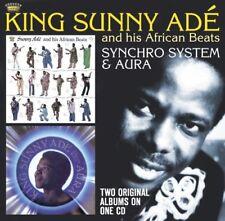 King Sunny Ade - Synchro System / Aura [CD]