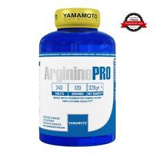 ARGININA Kyowa® Quality 240 cpr ARGININE PRO YAMAMOTO 2000 mg