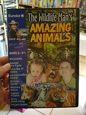 The Wildlife Man's Amazing Animals - PC GAME - FREE POST *