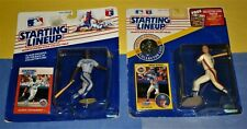 NEW YORK METS lot 1991 Gregg Jefferies 1988 Darryl Strawberry Starting Lineup