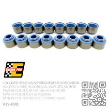 VALVE STEM SEALS 5.0L 304/STROKER 355 V8 MOTOR [HOLDEN VN-VP-VR-VS-VT COMMODORE]