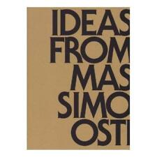 9788875706296 Ideas from Massimo Osti - Daniela Facchinato