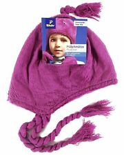TCM Tchibo Mädchen Plüschmütze Mütze Plüsch Wintermütze Microfleecefutter Pink