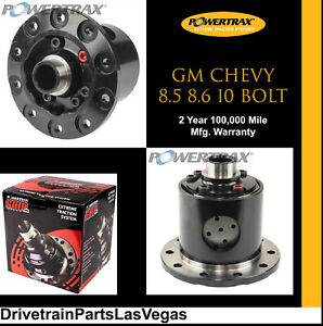 Powertrax Grip Pro GM Chevy 8.5 10 Bolt 30 Spline Limited Slip Posi GM Chevy NEW